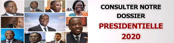 Présidentielle ivoirienne de 2020