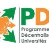 Programme de Decentralisation des universites