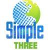 SIMPLE THREE