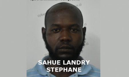 Sahué Landry Stéphane appréhendé par la PLCC pour fraude sur porte-monnaie électronique