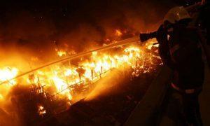 incendie marché port-bouet