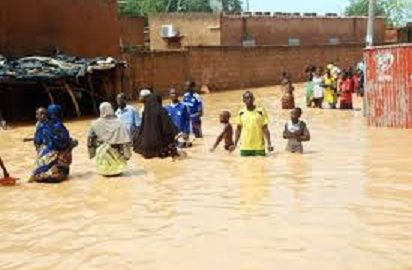 Niger - Mali - inondations
