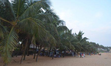 plage - Grand-Bassam