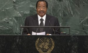 Cameroun- ONU - Nations unies - Paul Biya