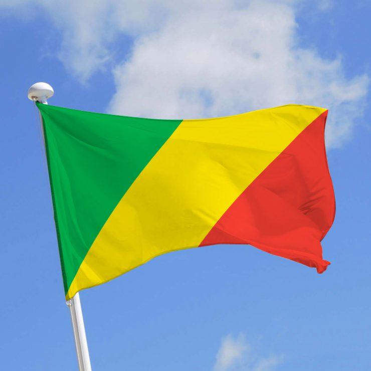 drapeau - Congo-Brazzaville - politique - économie - sciences - élections