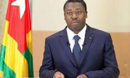 Togo - CENI - Faure Eyadema