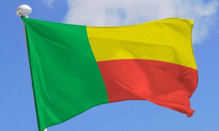 drapeau - Bénin