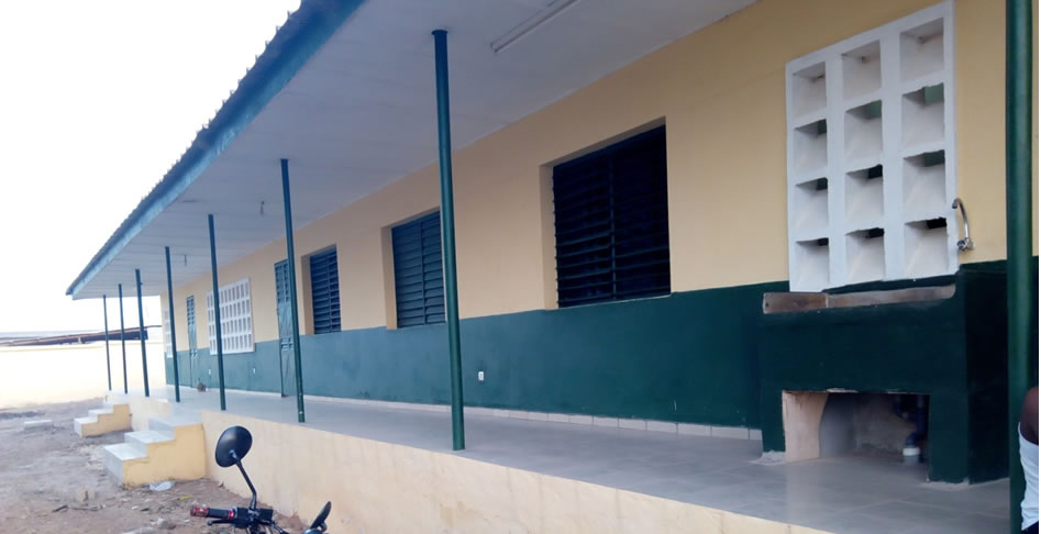 Les bureaux de la poste de kani réhabilités et inaugurés atoo.ci