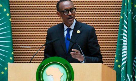 Rwanda - Paul Kagamé