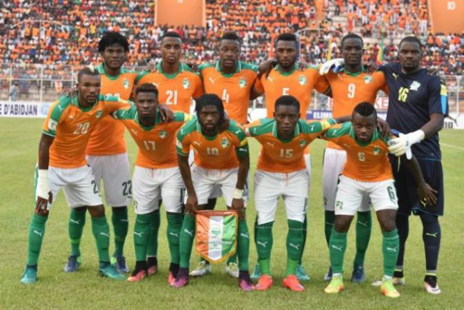 Football - éléphants - CAN - équipe nationale - Côte d'Ivoire