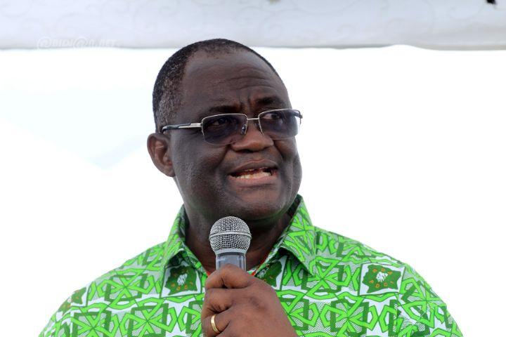 Guikahué Maurice Kacou - politique - PDCI