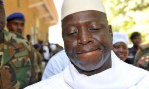 Yahya Jammeh - Gambie