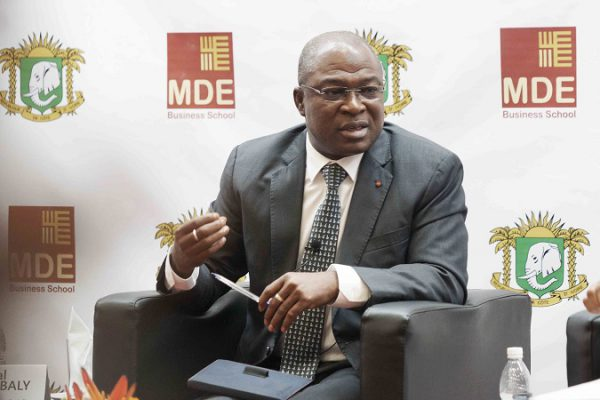 Le Ministre Issa Coulibaly Rassure Sur Les Resultats Des Concours De