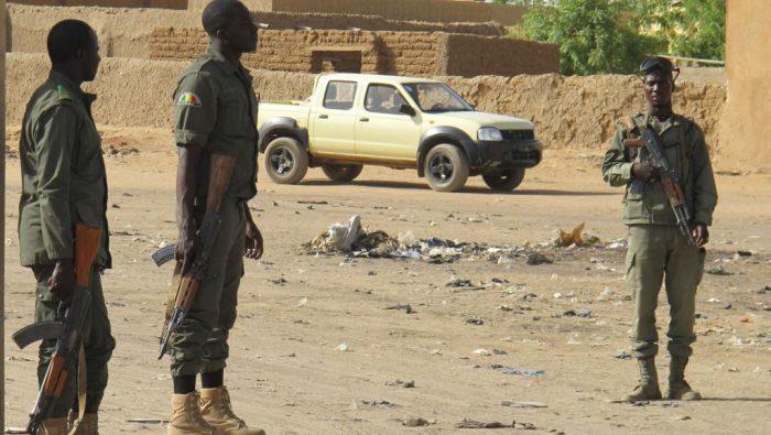 Mali - attaque