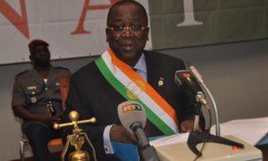 Le président du Sénat ivoirien, Jeannot Ahoussou-Kouadio, a appelé, à l'ouverture d'un dialogue franc entre les partis du Rhdp