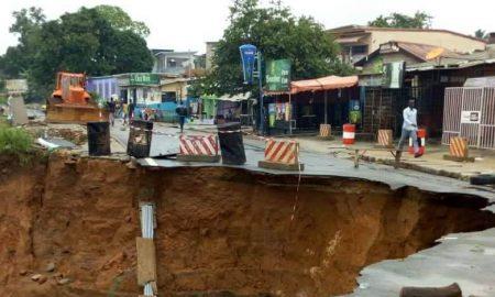 inondations - Dimbokro