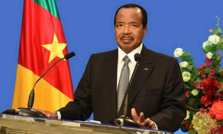 Paul-Biya -CAN 2019 Cameroun