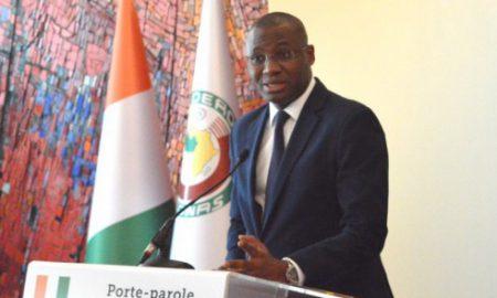 Sidi Touré - échangeur - porte-parole