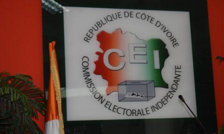 cei -élections - législatives - municipales - régionales - présidentielle - politique - scrutin