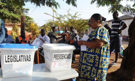 élections législatives - Guinée-Bissau
