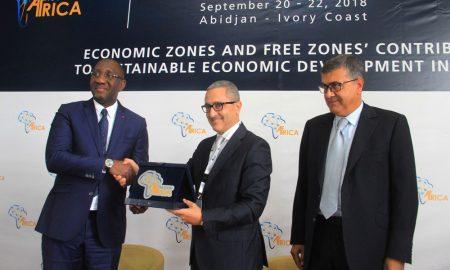 AFZO - Tanger Med - Akoupé-Zeudji - Diarrassouba