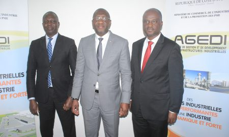 AGEDI - Souleymane Diarrassouba - FODI - PME - économie