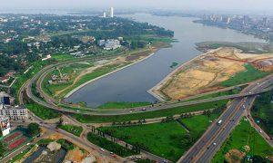 Abidjan - Baie de Cocody - ecologie