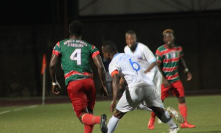 Africa sports battu par Lys Sassandra (0-4)