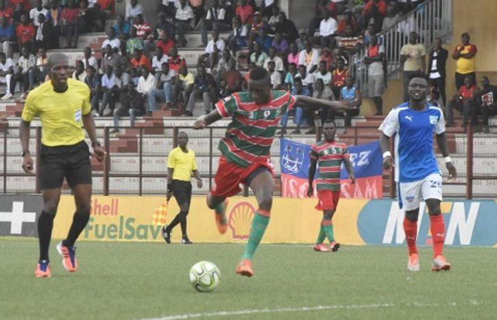 L'Africa Sports chute d'entrée devant l'USC Bassam