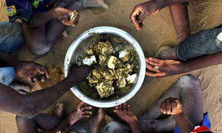 Afrique - plat - cuisine - sante- manger - repas - intoxication alimentaire - Tchad - Burkina