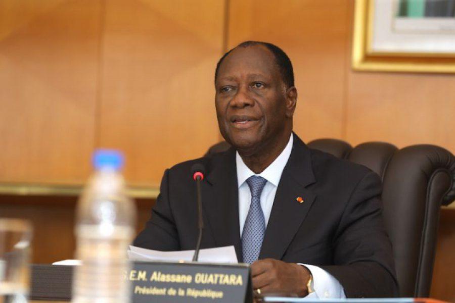 Alassane Ouattara - CGECI - remaniement