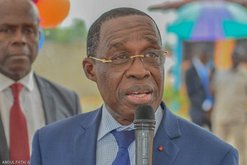 Aka Aouélé Eugène - CHR Yamoussoukro - Santé