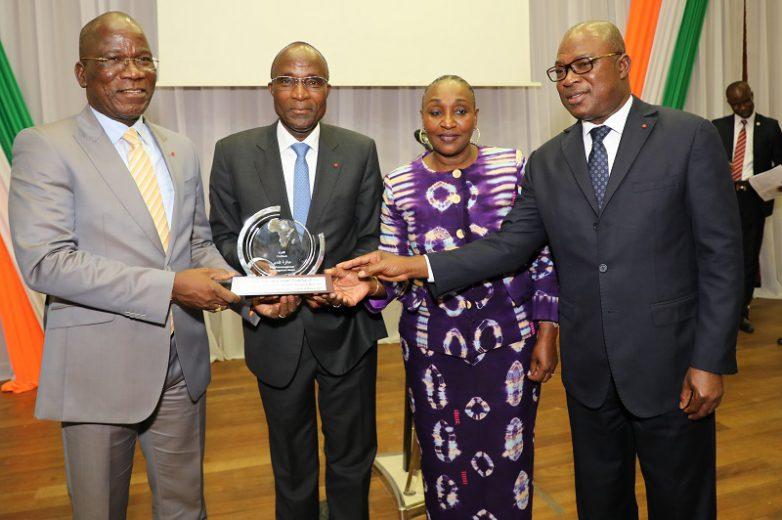 Assahoré Konan Jacques - Adama Koné - Raymonde Goudou Coffie - Issa Coulibaly