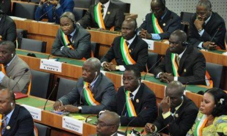 Assemblée nationale - Côte d'Ivoire - députés - loi