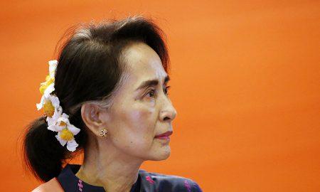 Aung San Suu Kyi - Birmanie