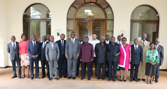 Bédié - PDCI-RDA - Daoukro - Bureau politique