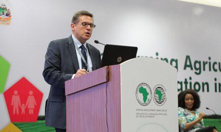 BAD - Khaled Sherif - Cameroun - Economie - FMI