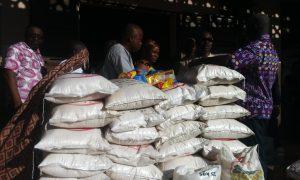 Bouaflé - Azi Koffi Serges - dons - riz - Marahoué - pluies - inondations