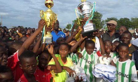 Bouaké - Football - Dominique - Ouattara - Tournoi