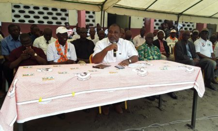 Rentrée politique du Rassemblement des enseignants républicains d'Abobo