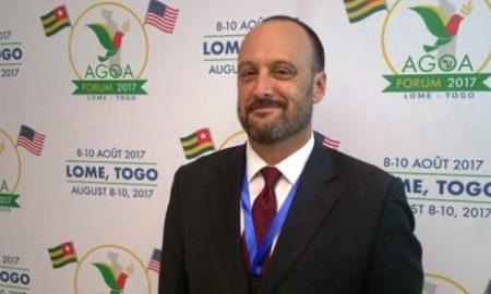 Brian Neubert - ONU - USA - diplomatie