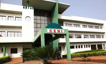 CENI - Togo - NET - élections