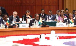 Ouattara salue les résultats « remarquables » de la coopération sino-africaine