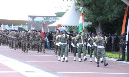 Défilé militaire - FACI - indépendance - armées
