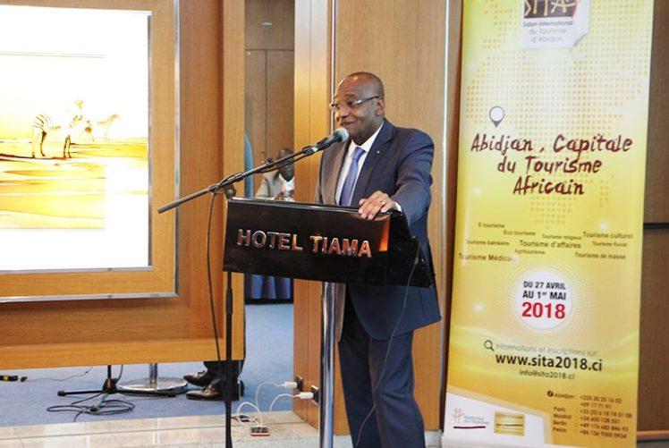 DG Côte d'Ivoire Tourisme - SITA - tourisme - Abidjan - Somet Jean-Marie