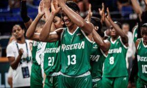 D'Tigress - FIBA - Basketball - Nigeria