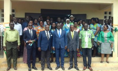 Daoukro - EPP Plateau - éducation - rentrée