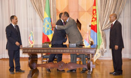 Ethiopie - Erythrée - ONU - Arabie Saoudite - Afrique