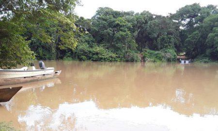 Fleuve Comoé - Bouna - Environnement - Nature