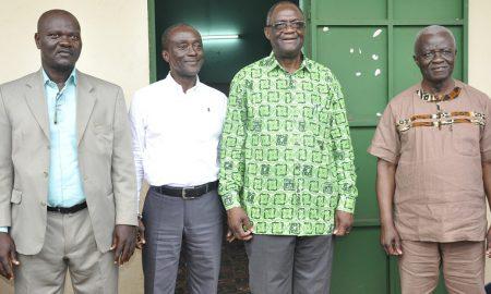 Kakou Guikahué la liste PDCI représentative aux régionales dans le Goh